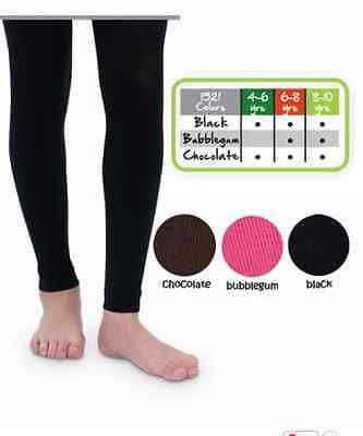 JEFFERIES Fleece Lined Footless Tights Warm Cozy Comfortable Ages 4-10