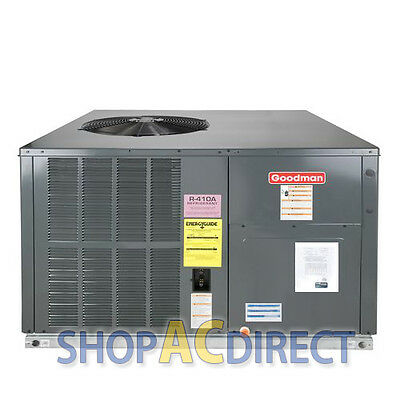 3 Ton 13 SEER Goodman Gas Electric All in One Package Unit GPG1336045M41
