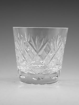 Royal DOULTON Crystal - GEORGIAN Cut - Flared Tumbler Glass / Glasses - 3""