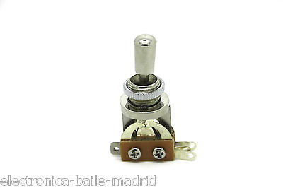 3 Way Chrome Toggle Switch Pickup Selector For Gibson Epiphone Sg Les Paul