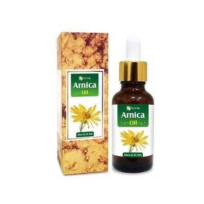 Arnica Oil 100% Natural Pure Undiluted Uncut Essential Oil 5ml To 1000ml