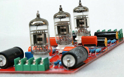 12AX7*3 tube preamplifier Assembled board based on Mclntosh C-22 circuit