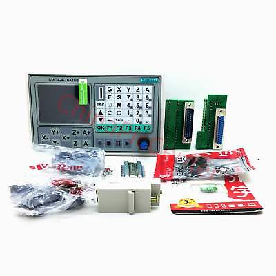 Offline CNC controller 50KHZ 4 Axis Carving Machine Control System SMC4-4-16A16B