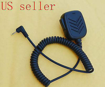 High Quality Hand Shoulder Mic Speaker For Cobra Walkie Talkie Radio -US STOCK
