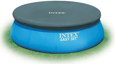 Telo Copertura Intex 28020 Copri Piscina Rotonda Easy Set ø 244 cm Bestway Rotex