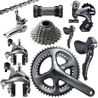 Shimano Ultegra 11Spd 6800 Group Set Build Kit with Options