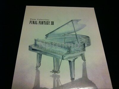 FINAL FANTASY XIII 13 Piano Collections MUSIC SOUNDTRACK CD MICA 1150 New