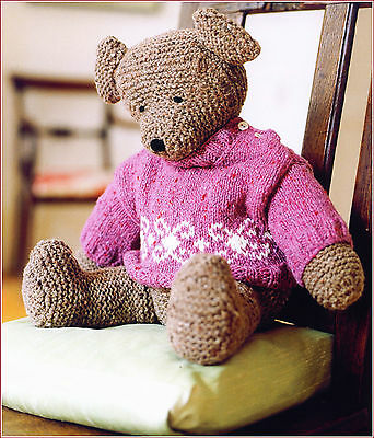 lady`s / womans jumper knitting pattern 99p