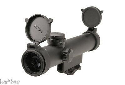 4x20 SCOPE SIGHT AIRSOFT RED/GREEN DOT