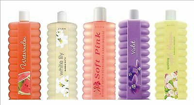 Avon Bubble Bath Bagnoschiuma Formato 500 Ml Varie Fragranze  Entra E Visita