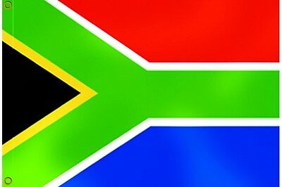 South Africa Flag - 5Ft X 3Ft South African Fabric Flag
