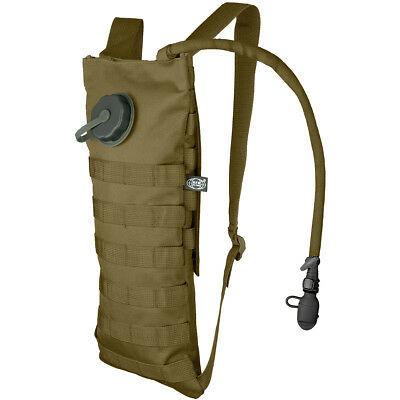 Modular Hydration Pouch Bladder Water Carrier Bag Molle Army Combat Od Olive