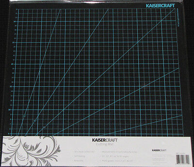 Kaisercraft 'CUTTING CRAFT MAT' Self Healing Scrapbooking/Card Making KAISER NEW