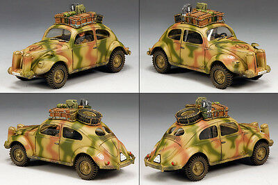 King and (&) Country WS194 - Waffen SS VOLKSWAGEN- Retired