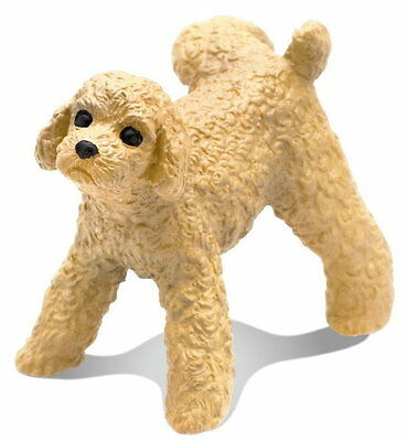 Kitan Club Marking Dog Puppy Petit Figure Collection Toy Poodle Apricot