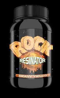 Rock Resinator 250ml- heavy yields FREE MEASURING CUP resonator/NEW!!