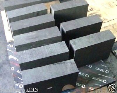 High Purity 99.9% Graphite Sheet Plate 100mm * 100mm * 10mm