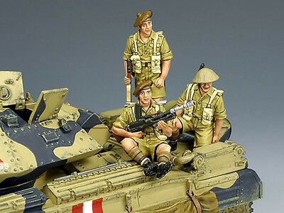 King (and) & Country EA030 - Eighth Army Tank Riders