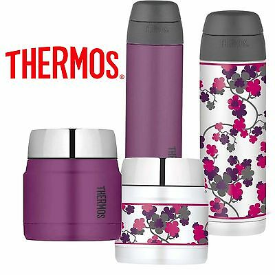 Thermos Fashion Series, Food Flask , Hydration Water Bottle