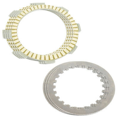 CLUTCH FRICTION and STEEL PLATES Fits HONDA CRF80F CRF100F 2004-2013