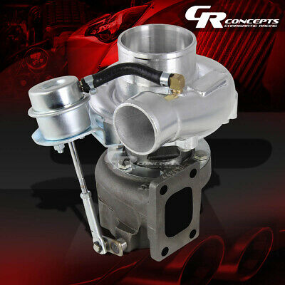Gt2860 Gt28R T25 Flange Dual Ball Bearing Turbo Charger Turbocharger+Wastegate