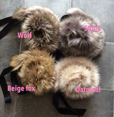 Pushchair Luxury FUR HOOD -My Babiie -Prestige-Peach-Oyster2-Orb -Xpedior