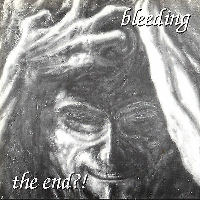 "Bleeding - The End ?! 7"" (1998) Deadsoil Records / Metalcore Aus Viersen"