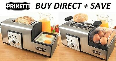 Egg Poacher Egg Toaster 2 Slice Stainless Steel Cooker, Muffin Warmer Breakfast