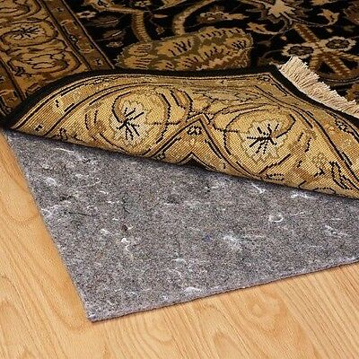 H Plus Non Slip Shaw Recycled Fiber Rug Pad Felt And