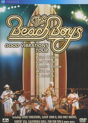 The Beach Boys - THE GOOD VIBRATIONS TOUR