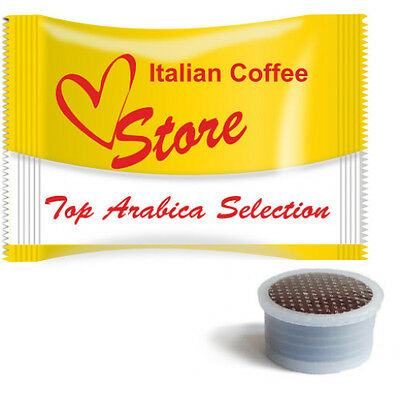 100 Italian Coffee Espresso Point Capsules Top Arabica Selection 100% Arabica