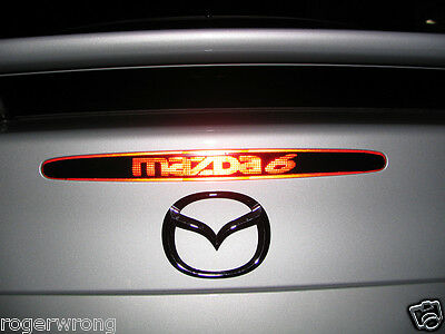 Mitsubishi Lancer F&R Emblem Decal 2008-2015 Motors Other Car & Truck Exterior Parts