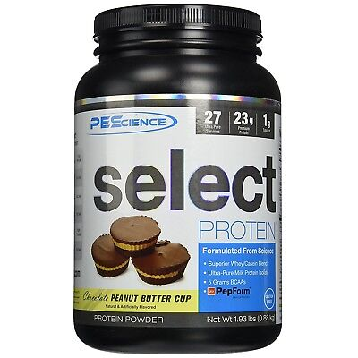 PES SELECT PROTEIN Whey/Casein and Vegan Series - 27 Servings 12 FLAVORS