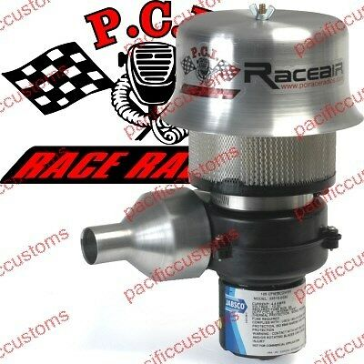Pci Race Air Tall 105Cfm Single Helmet Fresh Air System Offroad Racing Rzr