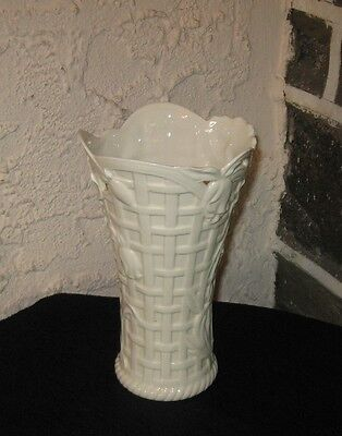 """Lenox vase :Basket of Flowers collection"""" """"poppies"""""""