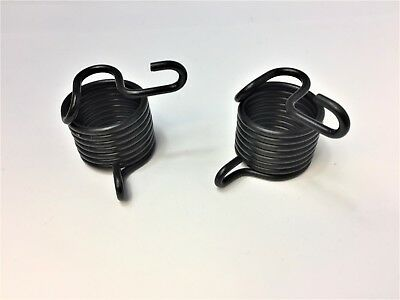 Rivet Gun / Hammer Quick Change Retainer Springs for .401 shank style 2 pieces