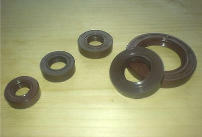 1 Wellendichtring FPM / FKM (Viton®) 20x40x7 mm  AS = WAS = BASL = TC Simerring
