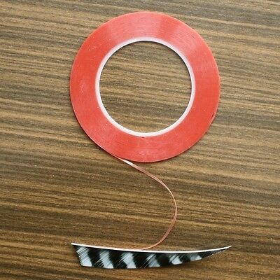 Befiederungsklebeband Fletching Tape 25m By Beier Germany (0,30€/m)