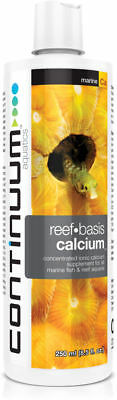 CONTINUUM CALCIUM ADDITIVE FOR REEF AQUARIA (High Quality) 250ml