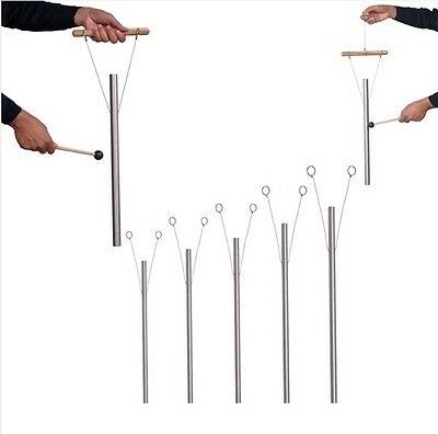 5 Sharp Pipes-louder than Tuning forks For Healing relaxing sound therapy