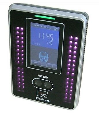 """ZKsoftware VF300 Multi-biometric face Time Attendance ID Reader 3"""" Touch Screen"""