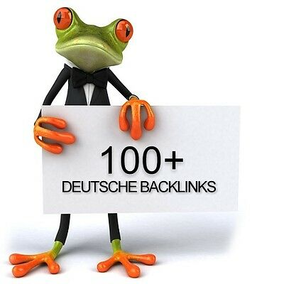 100 DEUTSCHE Backlinks - Redirects - Weiterleitungen - DoFollow - SEO - Links