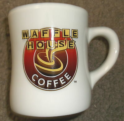Set of 2 Waffle House TUXTON Mugs Brand New From Box ~ FINALLY..Back In-Stock !!