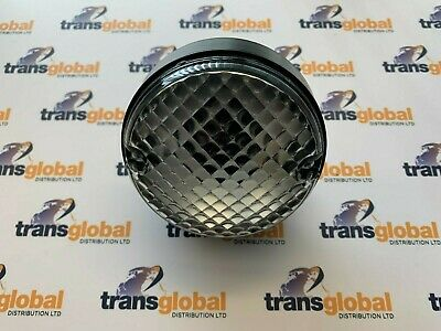 Land Rover Defender Round Reverse Light Lamp 2001 On NAS - Bearmach - AMR3507