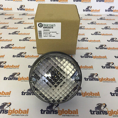 Land Rover Defender NAS Style Upgrade Round Reverse Light Lamp - Bearmach Part