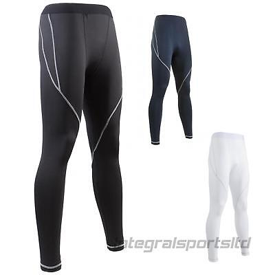 i-sports Base Layer Tights Mens/Womens Compression For Running Performance Fit