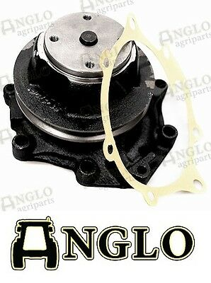 Ford 2000 2600 3000 3600 4000 4600 5000 6600 Tractor Water Pump Single Pulley
