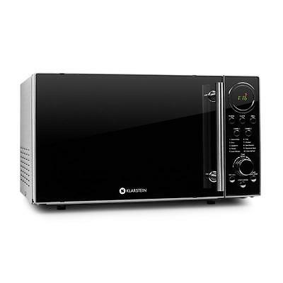 New Combo Microwave Grill Oven Function 20 Liter Auto Defrost *free P&p Uk Offer