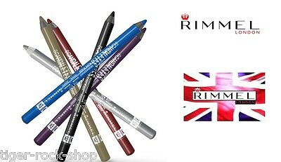 RIMMEL Scandaleyes Waterproof & Special Eyes & Kohl Kajal Eyeliner pencil