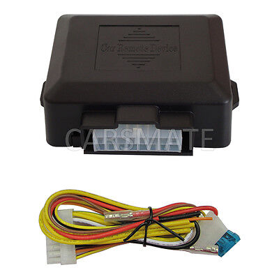 Universal Car Windows Closer Module For Two Doors Vehicles Power Window System